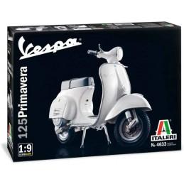 Moto Vespa 125 Primavera.