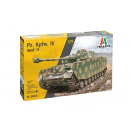 ITALERI 6578 - Pz. Kpfw. IV...