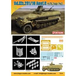 DRAGON 7314 - Sd.Kfz.251/10...