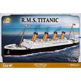 COBI 1929 - RMS Titanic -...